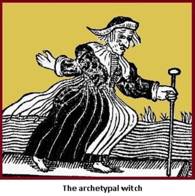 Witch 1643